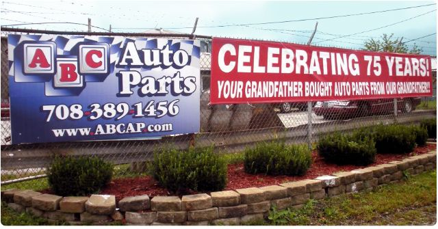 Backyard Auto Parts abc auto parts chicagoland's largest auto recycler and used part